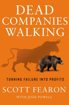 Dead Companies Walking By Fearon, Scott